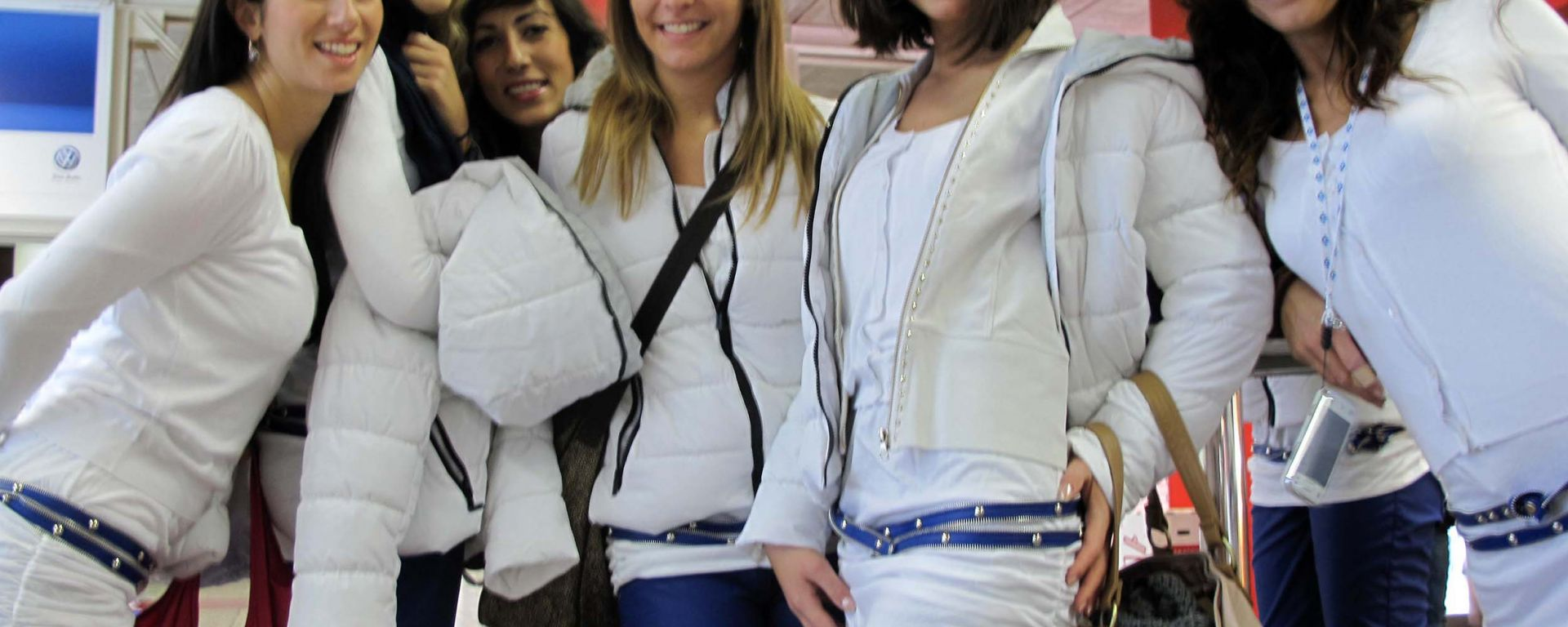 Motor Show 2011, le ragazze degli stand