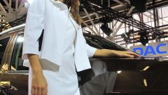 Motor Show 2011, le ragazze degli stand - Immagine: 154