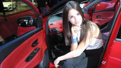 Motor Show 2011, le ragazze degli stand - Immagine: 42