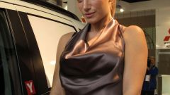 Motor Show 2011, le ragazze degli stand - Immagine: 21