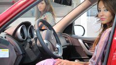 Motor Show 2011, le ragazze degli stand - Immagine: 11