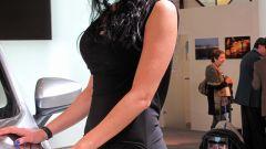 Motor Show 2011, le ragazze degli stand - Immagine: 4