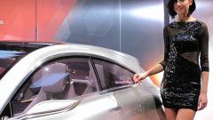 Motor Show 2011, le ragazze degli stand - Immagine: 3
