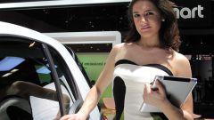 Motor Show 2011, le ragazze degli stand - Immagine: 34
