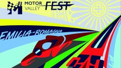 Motor Valley Fest 2021, la locandina