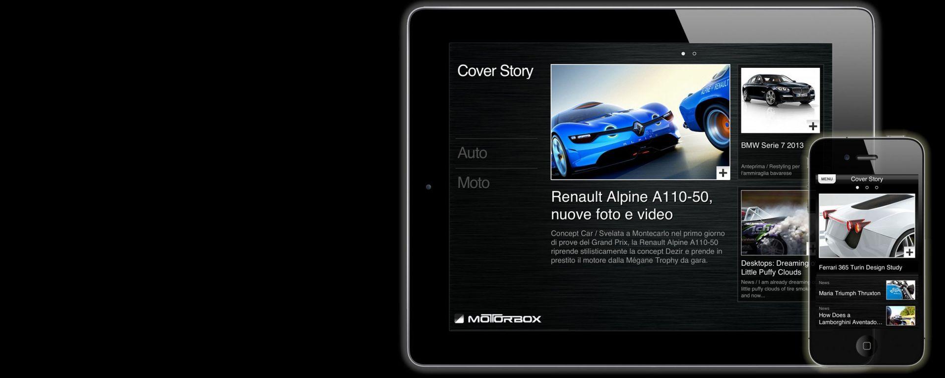 MotorBox App, la finestra sul mondo dei motori.