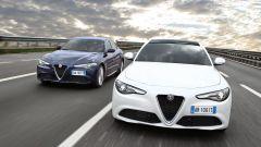 Motore 2.2 diesel da 150 o 180 cv. Per ora la Alfa Romeo Giulia si presenta unicamente con versioni a gasolio