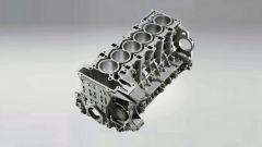 Motore 6 cilindri in linea, come è fatto