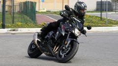 Motore che spinge forte e ciclistica onesta, cosa chiedere di più?