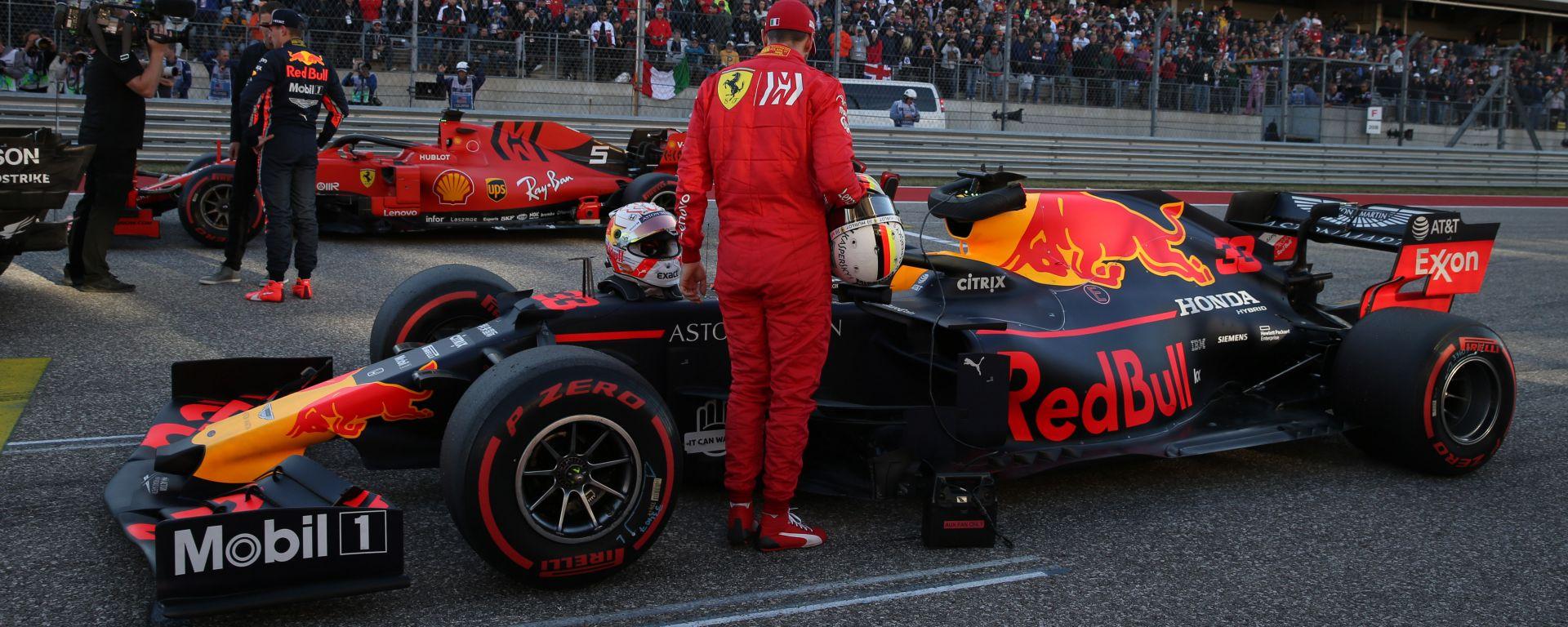 Motore Ferrari: la FIA risponde alla richiesta di chiarimento Red Bull