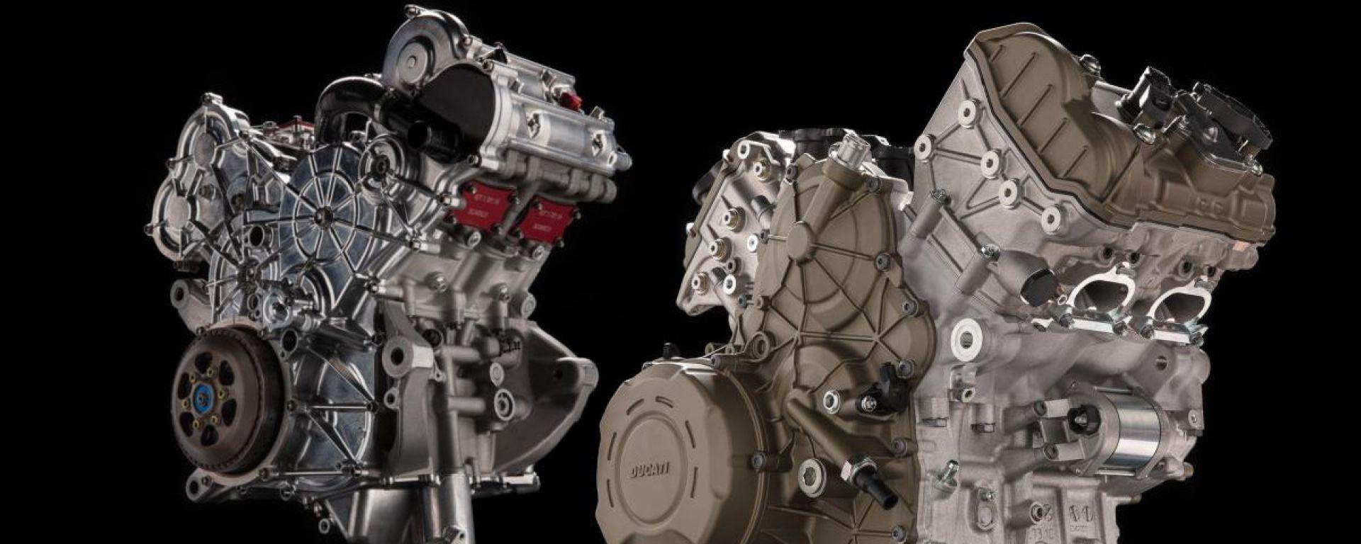 Motori Ducati 2017