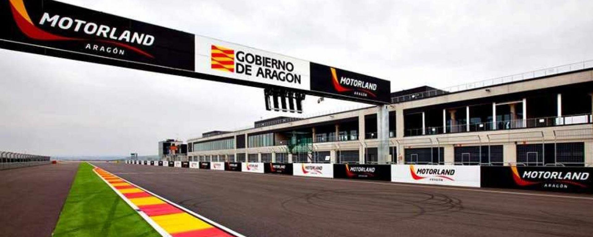 MotorLand Aragon, Alcaniz