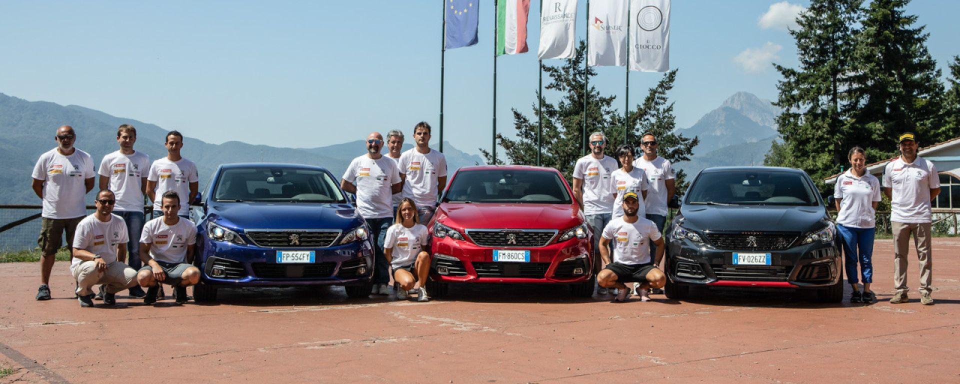 Motorsport Academy Peugeot - Ciocco
