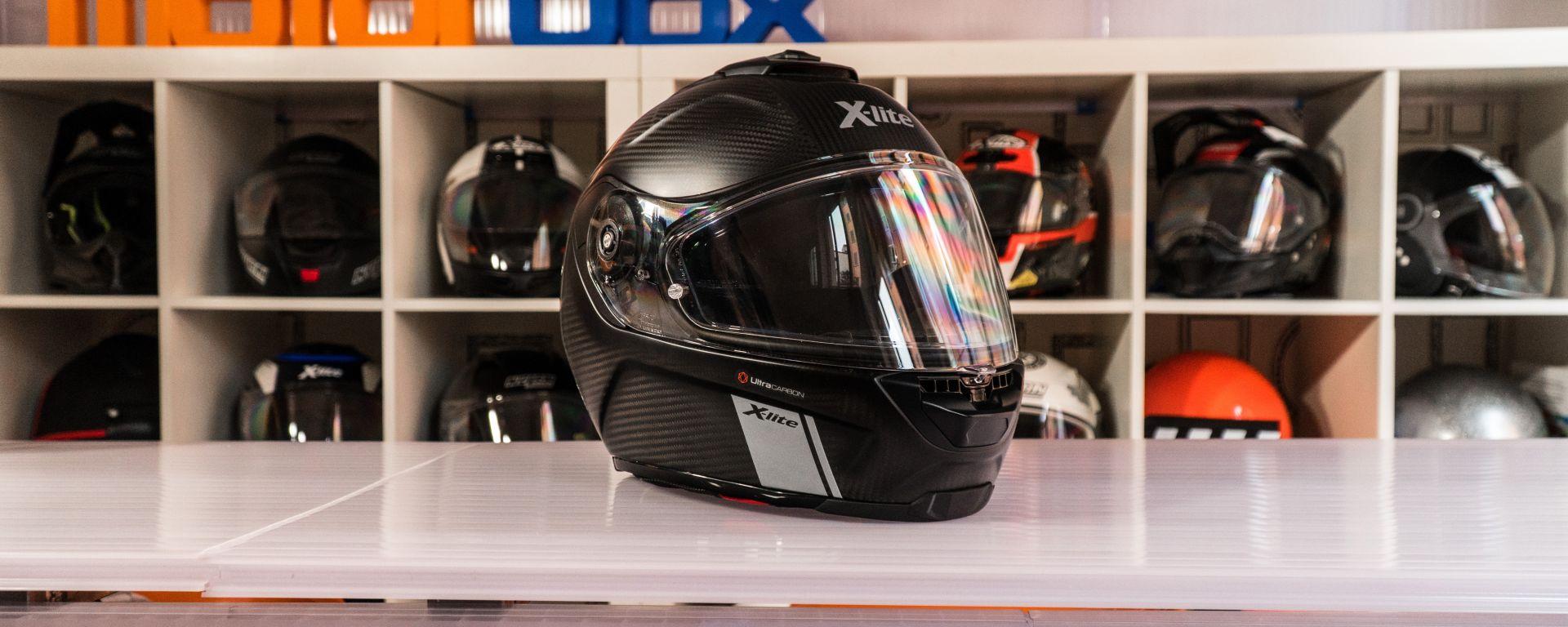 MotorUnboxing: il casco X-lite X-903 UC