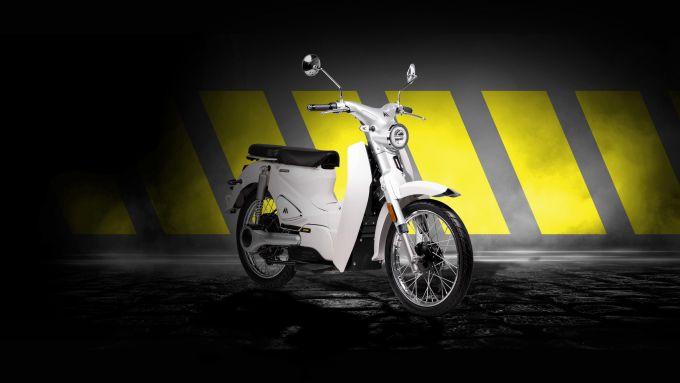 Motron Motorcycles: Cubertino