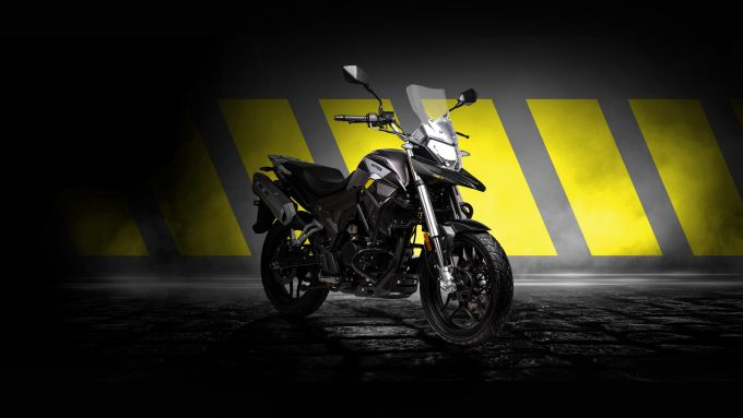 Motron Motorcycles X-Nord 125