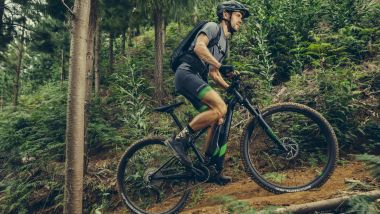 Mountain Bike elettrica Skoda