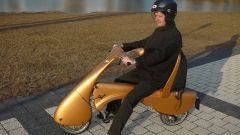 Moveo, lo scooter elettrico pieghevole - Immagine: 9