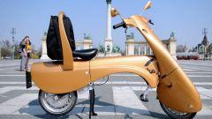 Moveo, lo scooter elettrico pieghevole - Immagine: 8