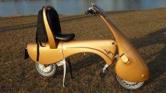 Moveo, lo scooter elettrico pieghevole - Immagine: 7