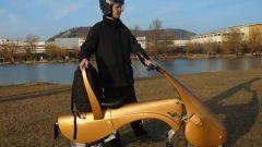 Moveo, lo scooter elettrico pieghevole - Immagine: 5
