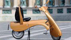 Moveo, lo scooter elettrico pieghevole - Immagine: 1