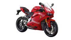 Moxiao 500RR: un po' Ducati Panigale V4, un po' 959