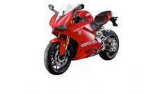 Ducati Panigale V4: la moto cinese che la copia è la Moxiao 500RR