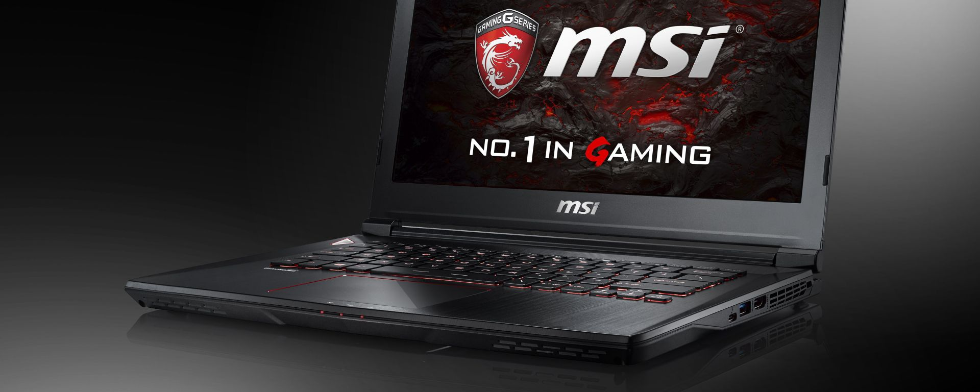MSI GS 43 VR Ready - Nvidia serie 10