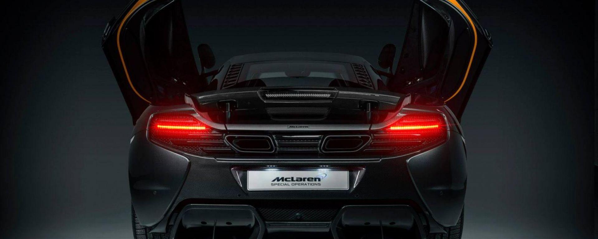 MSO McLaren 650S Project Kilo