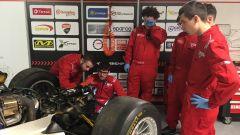 MTS è la scuola che forma i futuri meccanici, ingegneri e comunicatori del Motorsport