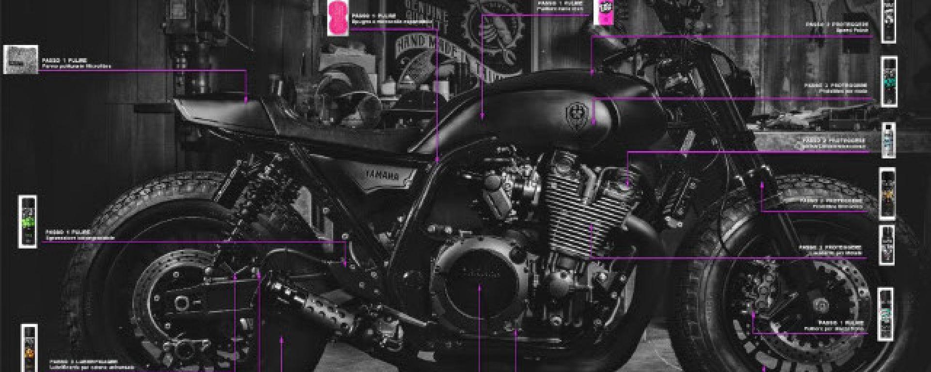 Muc-Off pulizia moto