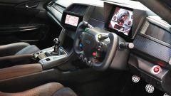 Mugen RC20GT Civic Type-R Concept: dettaglio del volante