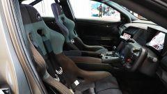 Mugen RC20GT Civic Type-R Concept: i sedili anteriori