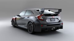 Mugen RC20GT Civic Type-R Concept: vista 3/4 posteriore