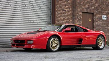 Muletto Ferrari Enzo M3, derivato da una Ferrari 348