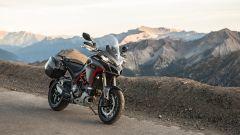 Ducati Multistrada 1260 GT: il video della versione nata per i viaggi - Immagine: 1