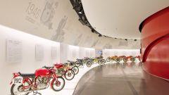 Museo Ducati: carrellata di moto da corsa
