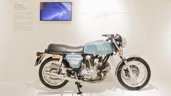 Museo Ducati, la Ducati 750 GT