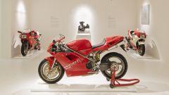 Museo Ducati, la Ducati 916