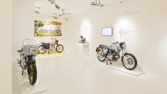 Museo Ducati, la stanza numero tre
