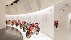 Museo Ducati, le moto che hanno vinto
