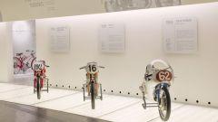 Museo Ducati, le vecchiette da corsa