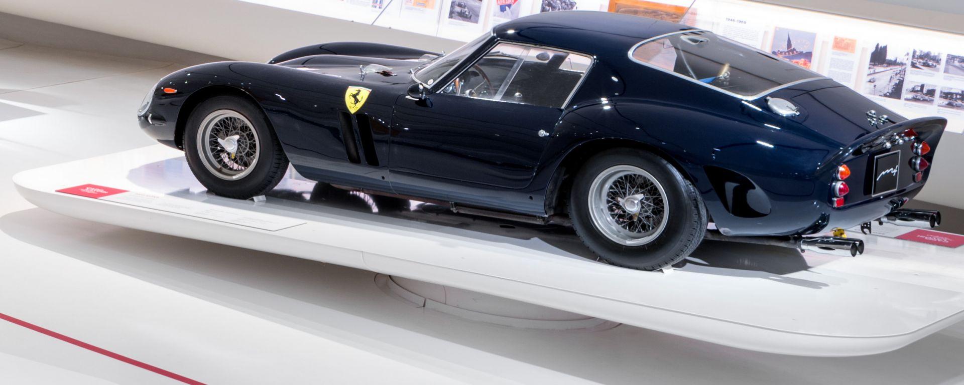 """""""Capolavori senza tempo"""", al Museo Enzo Ferrari la mostra-mito"""