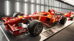 Museo Ferrari di Maranello: auto di serie e vetture da corsa