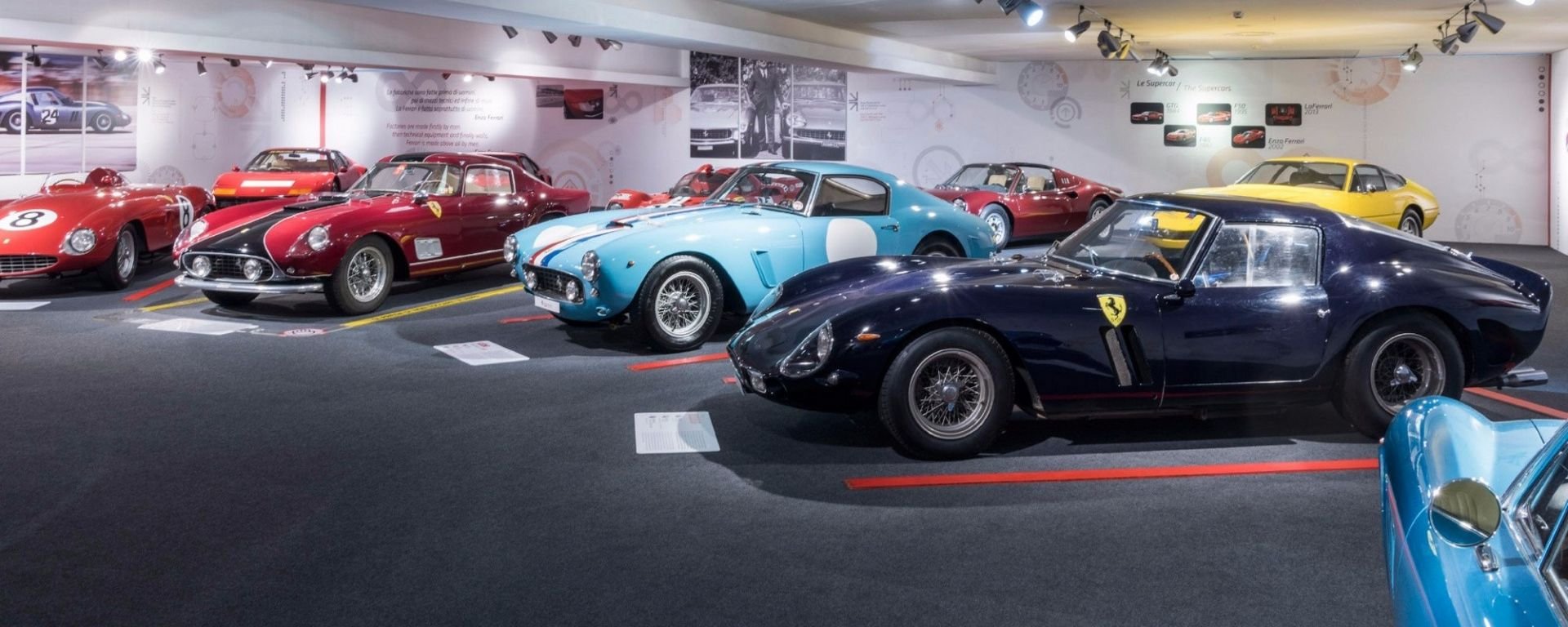 Museo Ferrari di Maranello: due nuovi spazi espositivi