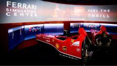 Museo Ferrari di Maranello: il simulatore