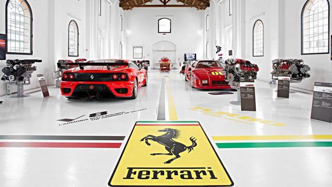 Museo Ferrari, Modena