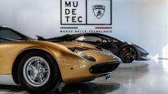 Museo Lamborghini di Sant'Agata Bolognese, il MUDETEC