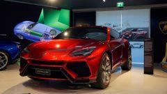 Museo Lamborghini, la Urus Concept